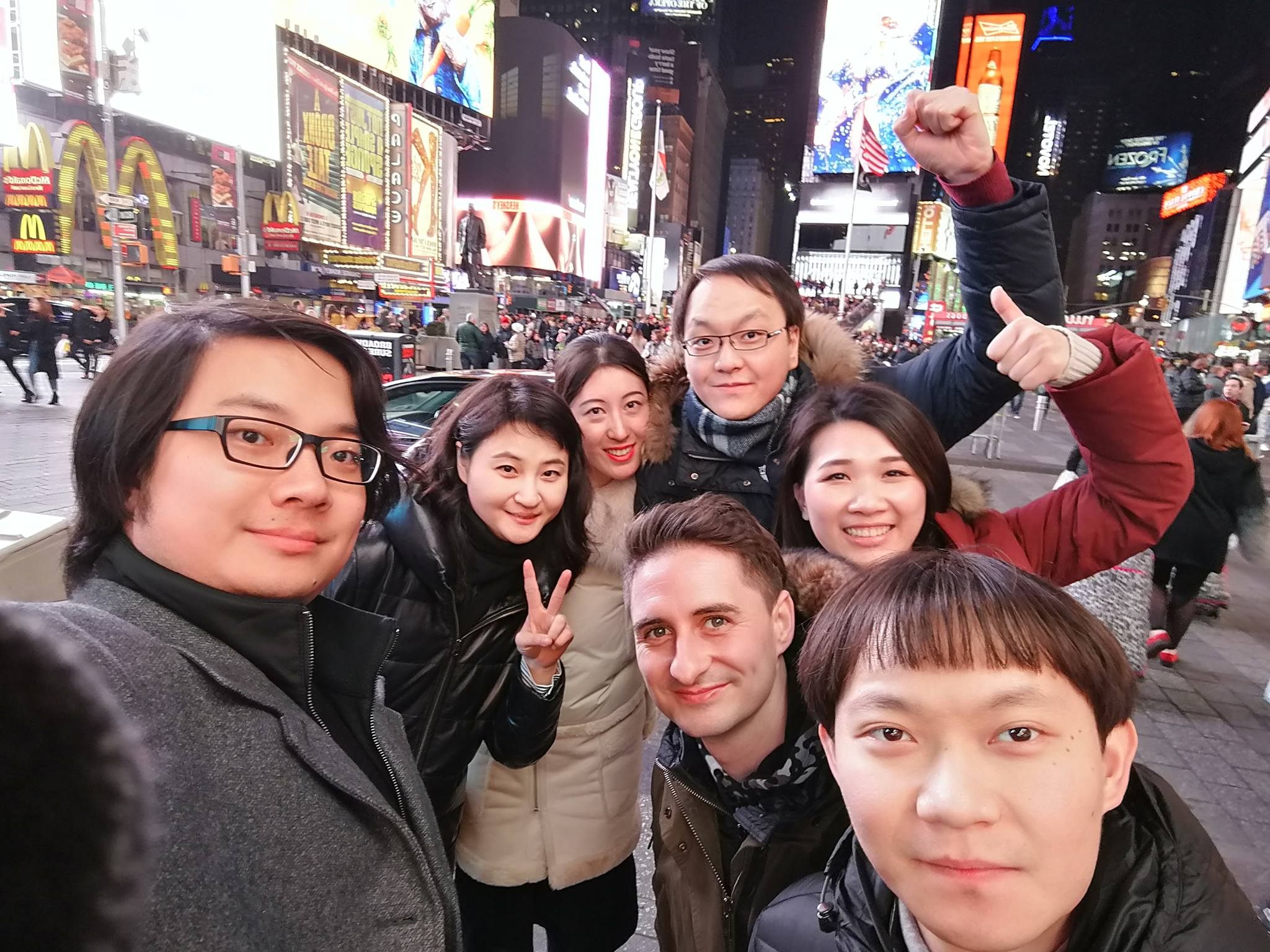 CHINOS EN NEW YORK