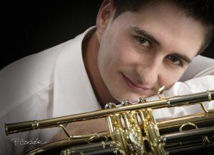 Trompetista clasico
